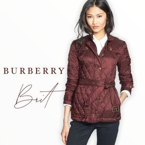 Burberry Brit Starkford lightweight quilted coat